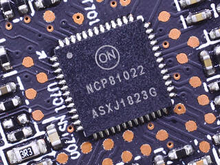 Memory Chip Voltage Controller