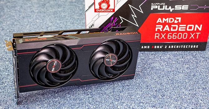 Sapphire Radeon RX 6600 XT Pulse OC Review | TechPowerUp
