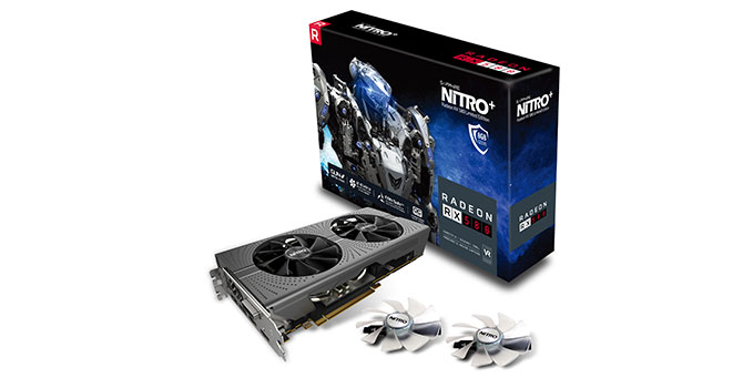 Sapphire Radeon Rx 580 Nitro Limited Edition 8 Gb Review Techpowerup