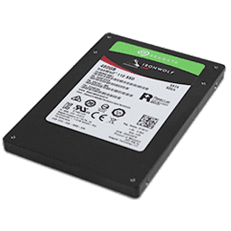 Seagate IronWolf 110 NAS SSD 480 GB Review