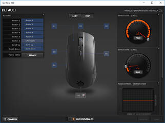 SteelSeries Rival 110 Review | TechPowerUp