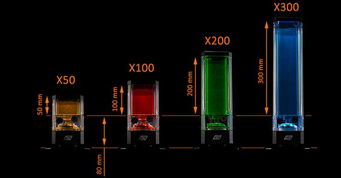 Swiftech MAELSTROM-D5V2-X300 Maelstrom D5V2 300mm Reservoir Pump Combo