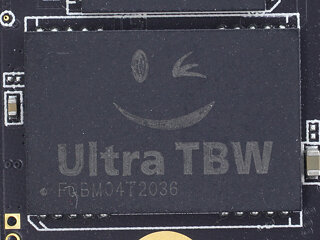 SSD Flash Chips