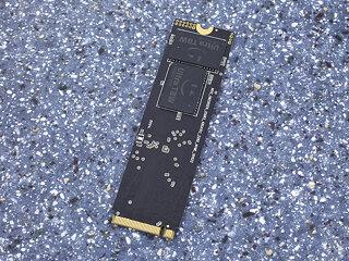 SSD Teardown PCB Back