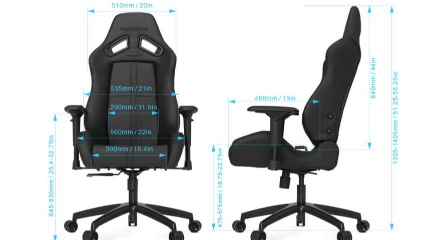 Marvelous Vertagear Sl5000 Gaming Chair Review Techpowerup Creativecarmelina Interior Chair Design Creativecarmelinacom