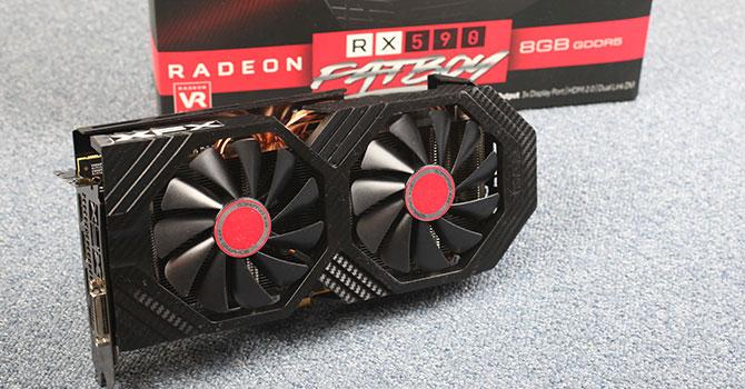XFX Radeon RX 590 Fatboy 8 GB | TechPowerUp