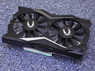 Graphics Card Cooler Front