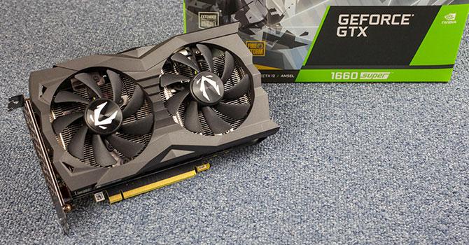 Zotac Geforce Gtx 1660 Super Amp Review Techpowerup
