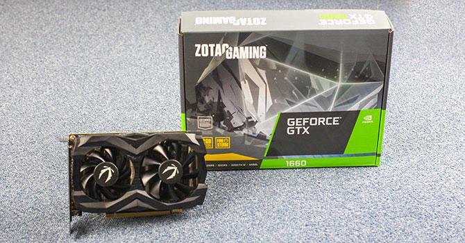 Zotac Geforce Gtx 1660 Twin Fan 6 Gb Review Techpowerup
